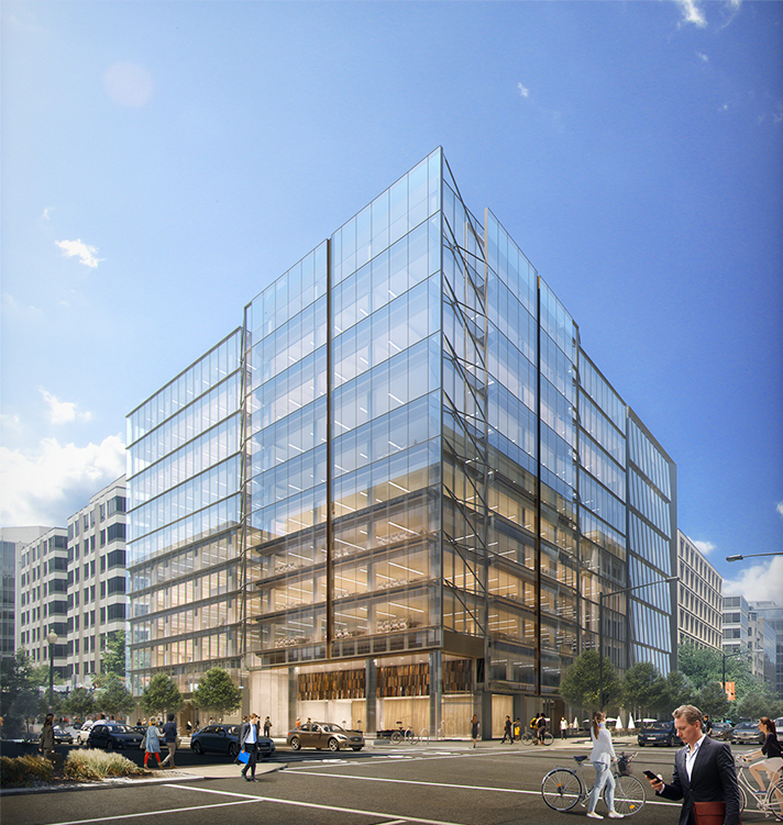 Downtown Washington Dc Apartments: Luxury Office Suites In Downtown